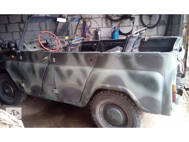продам Кузов на УАЗ 469 по запчастям бу в Киеве