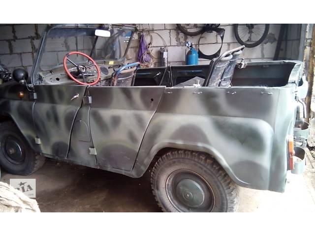 Кузов УАЗ 469 по запчастям- объявление о продаже  в Киеве