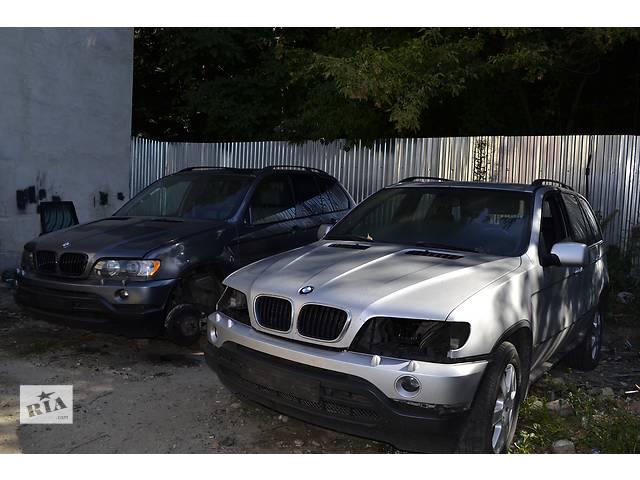 бу Кузов в наличии BMW X5 БМВ Х5 е53 3.0 TDI в Ровно