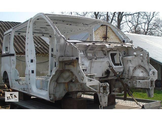 Запчастини, Кузов, частина кузова, Трафік 1.9dci 2.0 dci 2.5dci Детали кузова Кузов Легковой Renault Trafic- объявление о продаже  в Бориславе
