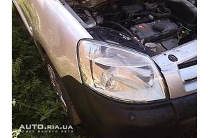 Кузова автомобиля Citroen Berlingo груз.