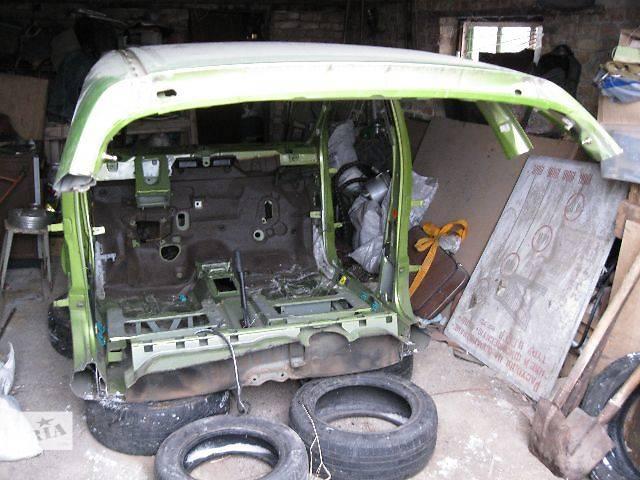 продам Кузов Б/Н для легкового авто Renault Scenic бу в Киеве