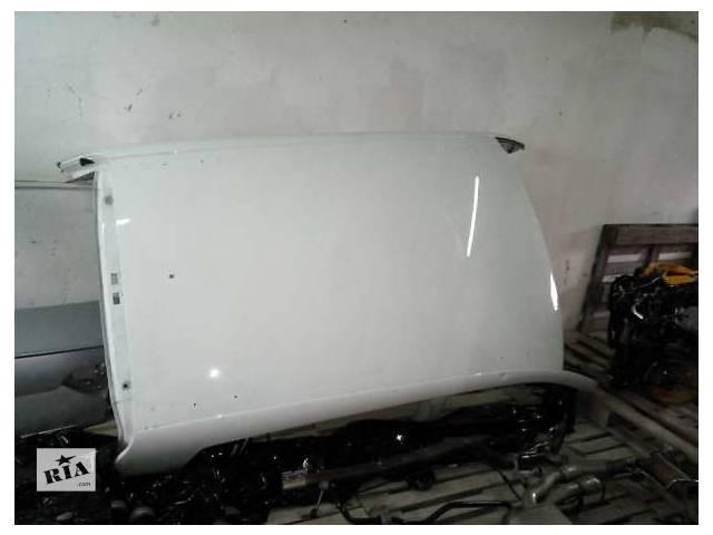 Кузовні деталі криша  vw volkswagen tiguan тигуан 10-15- объявление о продаже  в Львове