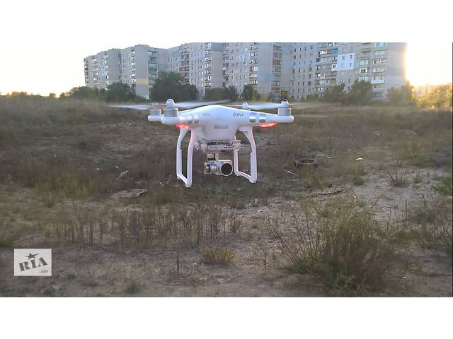 Квадрокоптер DJI Phantom 3 Advanced- объявление о продаже  в Харькове