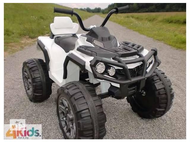продам Квадроцикл детский 906 с пультом управления бу в Львове