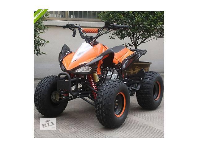 купить бу Квадроцикл PROFI HB-EATV 1000 Q-7: 48V, 1000W, 45 км/ч - ОРАНЖЕВЫЙ в Львове