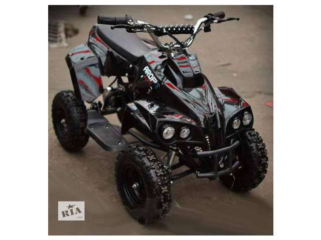 бу Квадроцикл PROFI HB-EATV 500C: 30км/ч, 36V, 500W до 100 кг ЧЕРНЫЙ в Львове