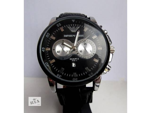 продам Кварцевые часы Emporio Armani бу в Тернополе