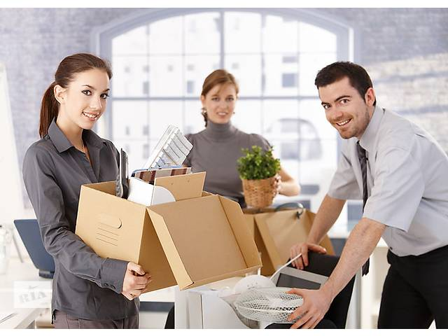 Квартирный переезд в Сумах. Переезд квартиры недорого, услуги грузчиков Сумы.- объявление о продаже  в Сумской области