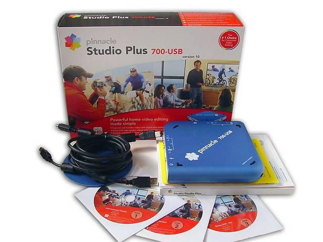 продам Pinnacle Studio Plus 700-USB бу в Николаеве