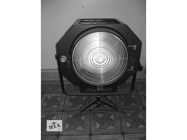 продам Кинопрожектор с линзой Френеля Юпитер-5000/3000 НФ бу в Львове