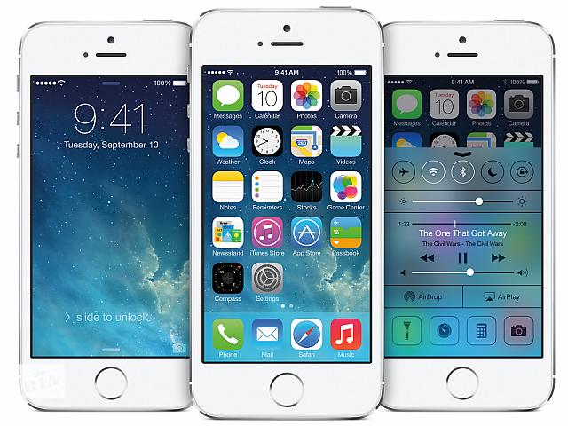 купить бу Китайский iPhone5S, 4 ядра, 1 сим, безупречный дизайн. в Днепре (Днепропетровске)