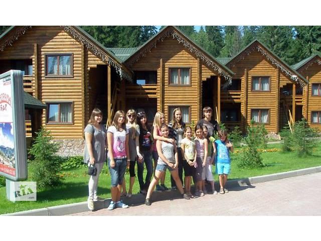 продам Зимние каникулы в Карпатах. Детский лагерь ПЕТРОС бу  в Украине