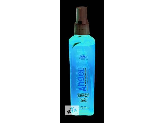 купить бу Лак для волос AngelProfessional экстра сильной фиксации 250 ml в Харькове