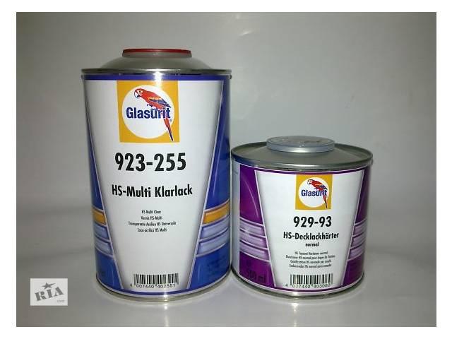 Лак Glasurit 923-255 HS- объявление о продаже  в Червонограде