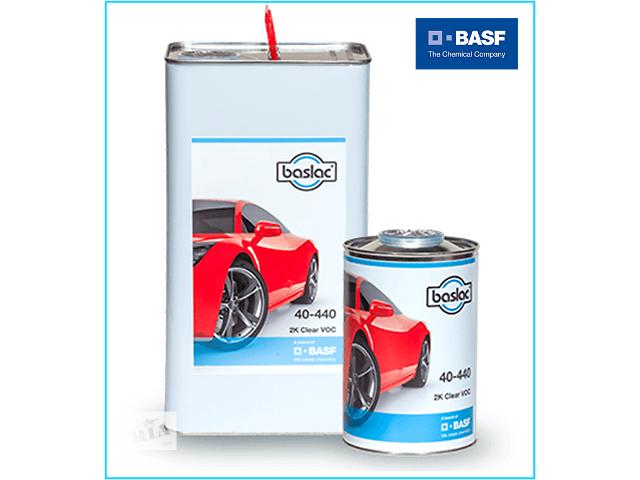 бу Лак для авто Baslac (BASF) высококачественный в Киеве