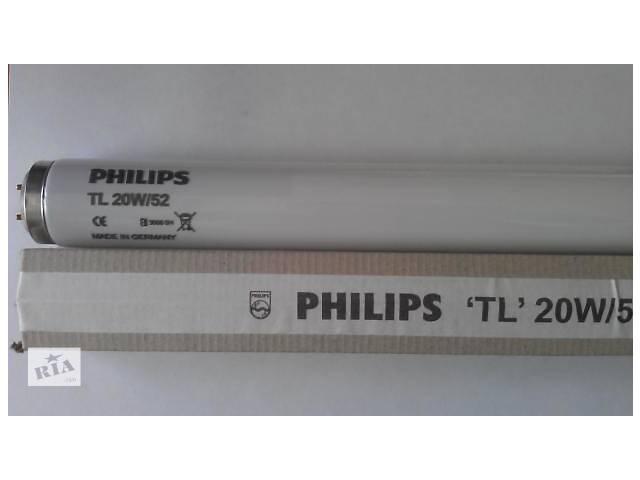 купить бу Лампа для лечения желтушки Philips TL 20W/52 G13 SLV/25 в Киеве