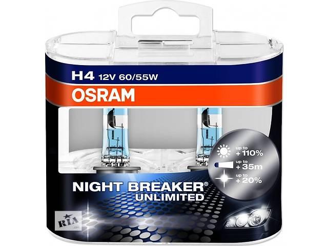 Лампочка H7 NightBreaker Unlimited Duobox +110\%- объявление о продаже  в Луцке