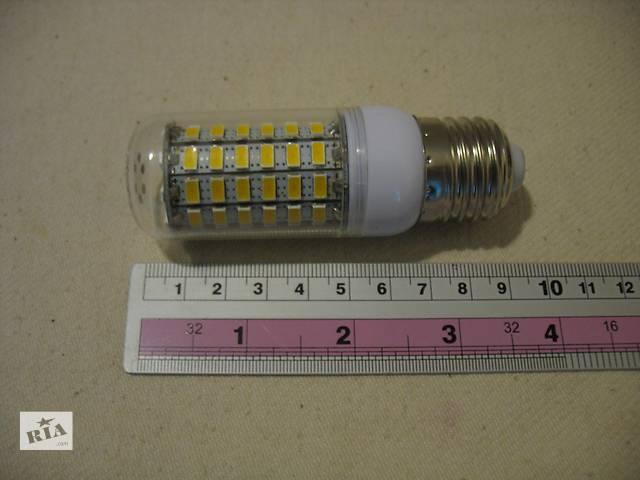 купить бу Лампочка светодиодная цоколь Е 27 мощность 6 Вт 220 В 50 Гц в Львове