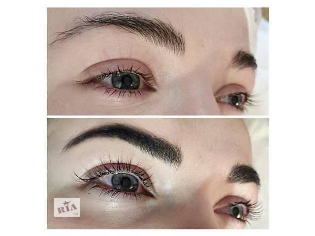 купить бу Ламинирование волос, ресниц и бровей. Lash Botox  в Украине