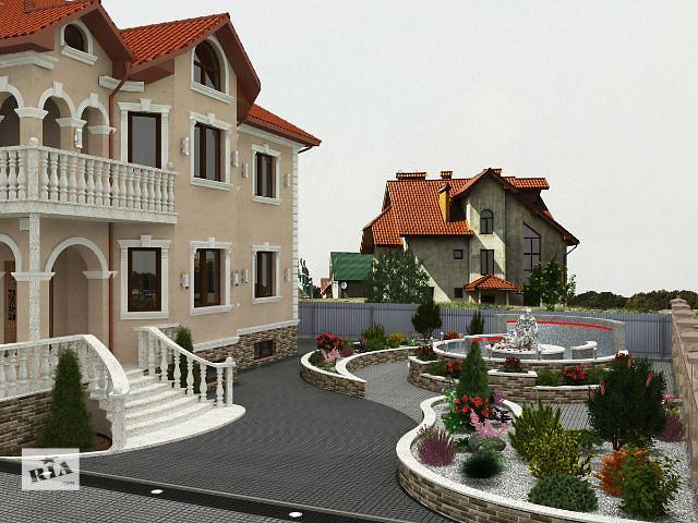 бу Ландшафтный дизайн в Черновцах