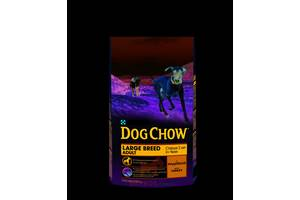 Сухой корм для собак Dog Chow