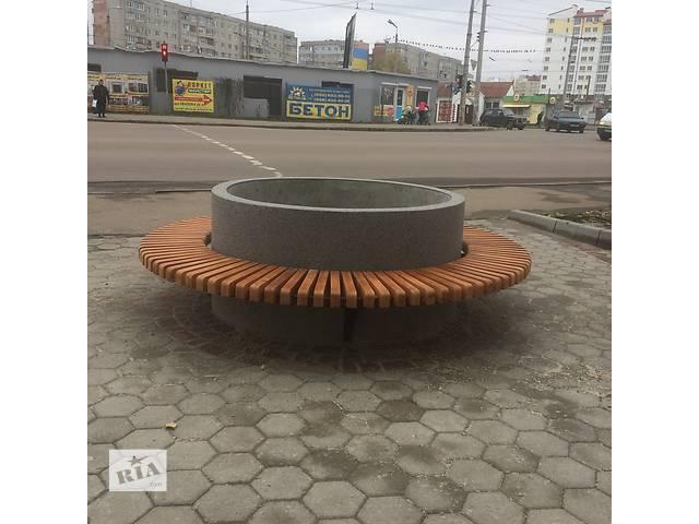 Лавка бетонна- объявление о продаже  в Ивано-Франковске