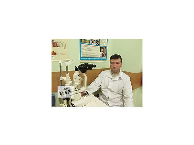 """бу Лазерная коррекция зрения в офтальмоклинике """"Оптимед""""  в Украине"""