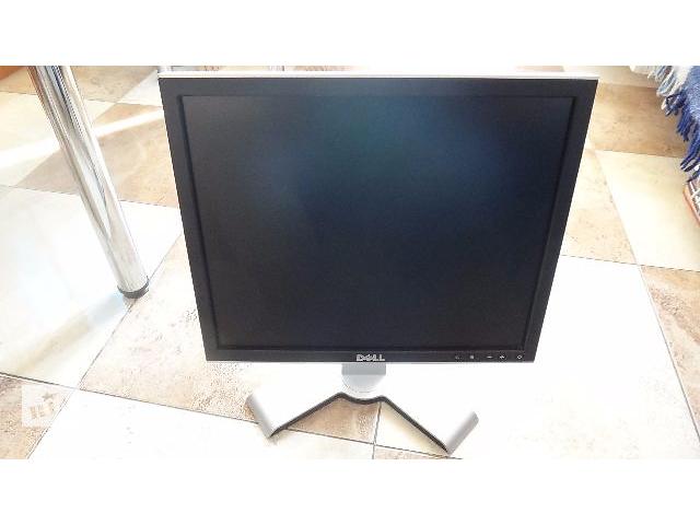 бу LCD монитор 17″ Dell 1708FP DVI, VGA в Киеве