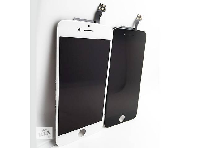 бу LCD+touch+frame iPhone 6 BLACK/WHITE в Киеве