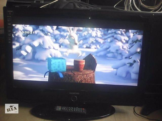 """купить бу LCD Тв RAINFORD 32"""" (81см) полностью рабочий с пультом . в Днепре (Днепропетровск)"""