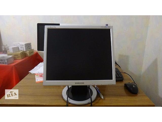 """купить бу LCD монитор 17"""" Samsung 713N в Киеве"""