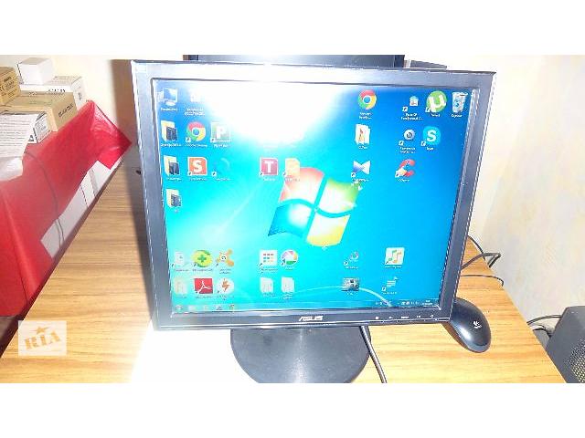 бу LCD Монитор ASUS 17; VB172D в Киеве