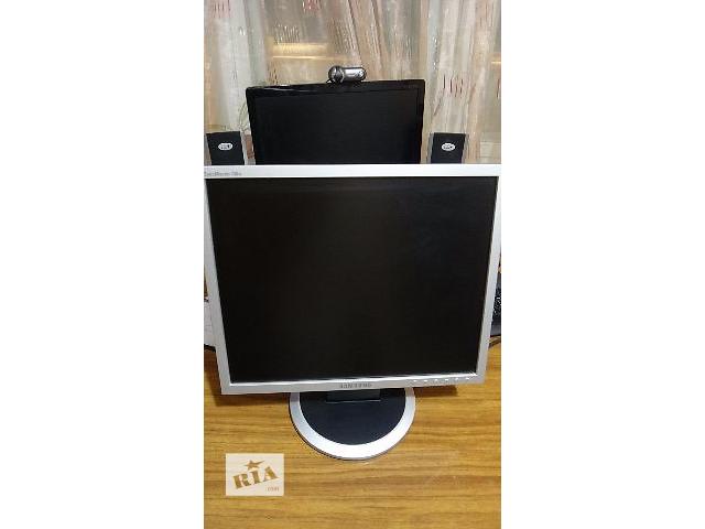 купить бу ЖК монитор Samsung SyncMaster 740N в Киеве