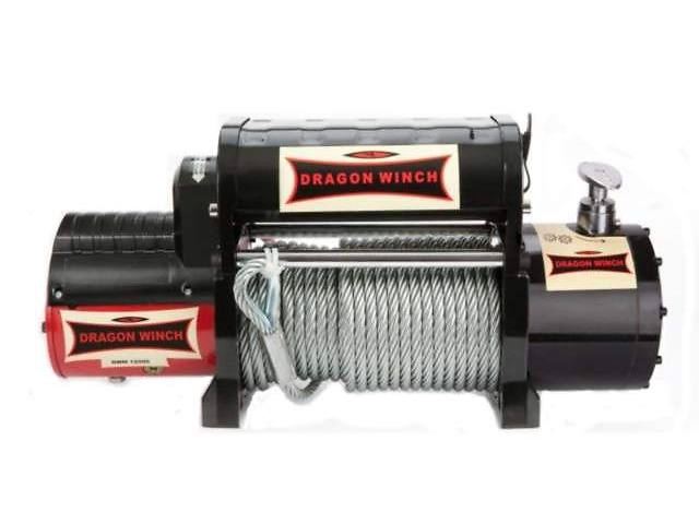 продам Лебедка Dragon Winch 8000 бу в Черновцах