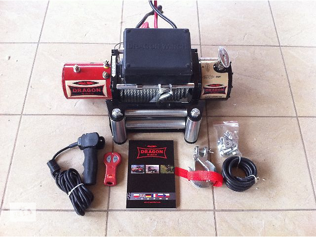 бу Лебедка Dragon winch серии maverick DWM 12000 в Луцке