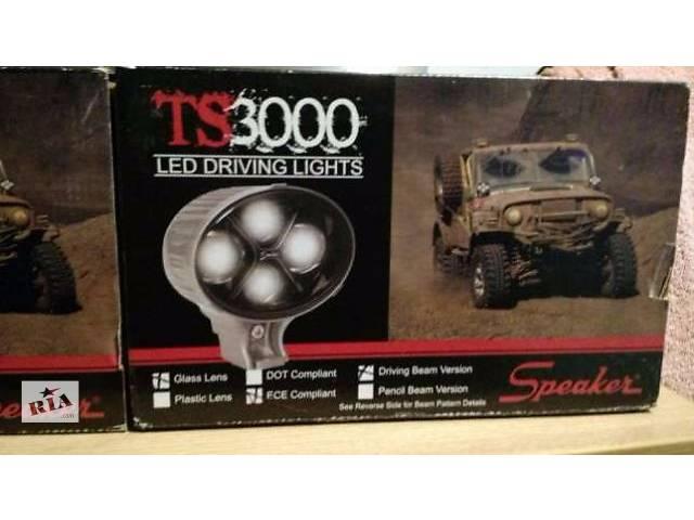 продам LED Фары ближнего света JW Speaker TS3000 пара. Светодиоды, линзы. бу в Львове
