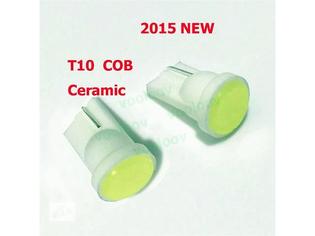 купить бу лампа LED T10 COB W5W 12 В нет ошибки. в Ивано-Франковске