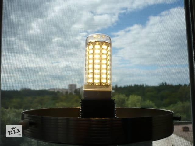 LED лампы, светодиодная лед лампочка, экономная лампа, кукурузка E27- объявление о продаже  в Виннице