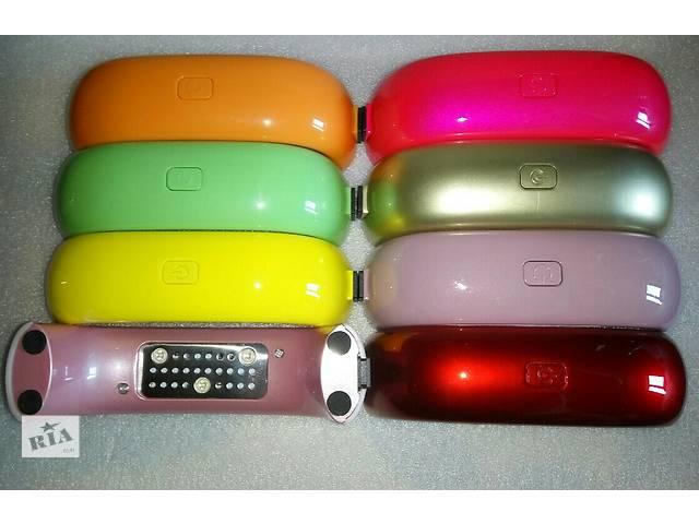 продам LED лед лампа 9W UV для ногтей, сушилка гель лака+USB+коробка бу в Киеве