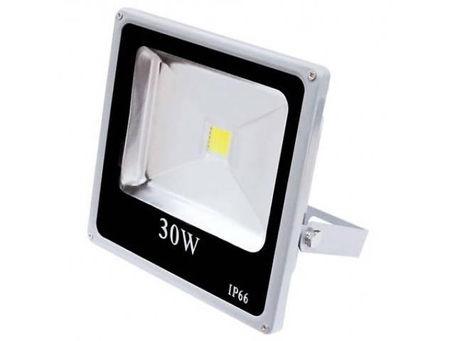 купить бу LED прожектор ROILUX-30W-1800LM IP65 6400K в Харькове