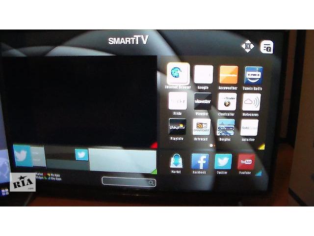 LED телевізор 49; Hitachi 49hbt62, Smart TV, Full HD, WiFi- объявление о продаже  в Дрогобыче