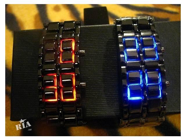 Стальной Самурай Iron Samurai электронные часы Купить
