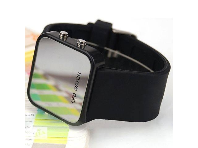 led Watch зеркальные Белые и Черные В наличии!- объявление о продаже  в Нежине