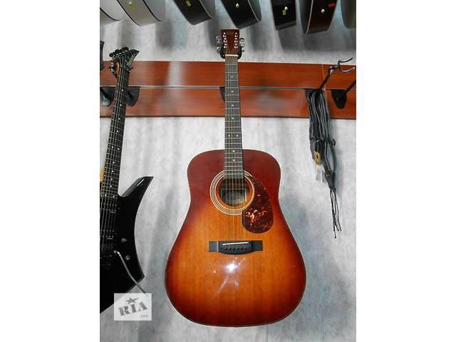 продам  ( 1370 ) Легендарная Американо-Японская Гитара Hondo бу в Чернигове
