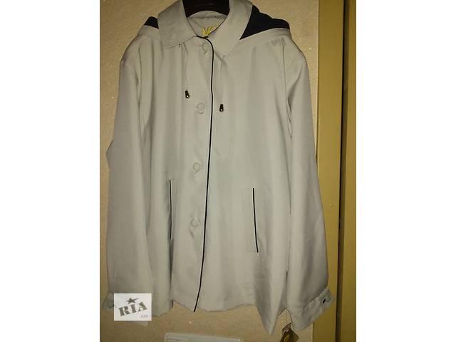 купить бу Легкая деми куртка *Mille* г.50-52 в Новомосковске
