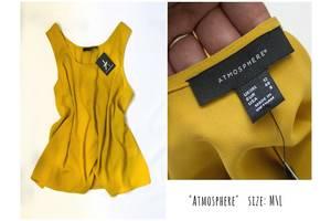 Новые Женские футболки, майки и топы Atmosphere