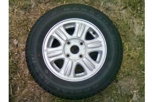 Новые диски с шинами Chevrolet Tacuma