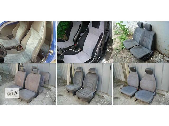 продам сидения Легковой ВАЗ 1111 Ока бу в Харькове