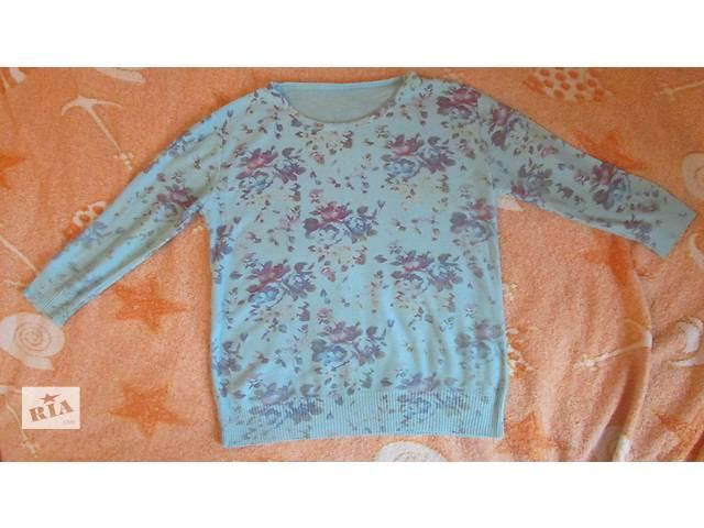 купить бу Легкий женский свитер в Киеве